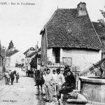 Rue-Foucherans