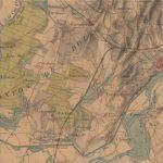 Carte de l'état-major 1866